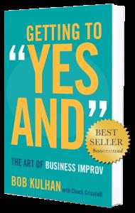 Bob Kulhan Book promotion at LMA Laugh-Masters Academy
