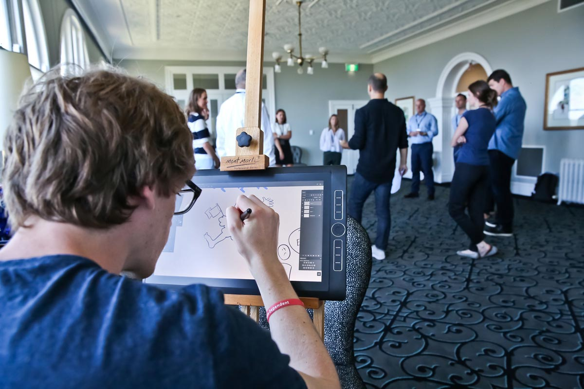 Live Scribe Your Event